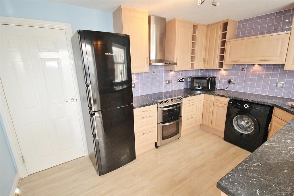 Oak Road North Duffield Selby 2 Bed Semi Detached House