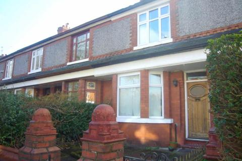 3 bedroom house to rent - Beech Road, Chorlton Green, Manchester