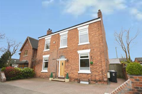 3 bedroom detached house for sale - New Street, Haslington