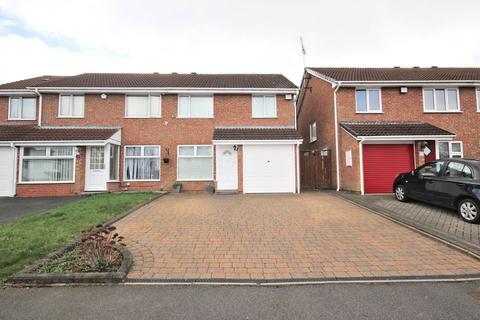 3 bedroom semi-detached house to rent - Woodham Close, Rednal, Birmingham, B45