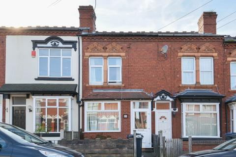 2 bedroom terraced house for sale - Selsey Road, Birmingham, B17