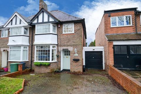 3 bedroom semi-detached house for sale - Wychall Road, Northfield, Birmingham, B31