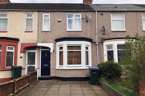 2 bedroom terraced house to rent - Stevenson Road, Radford, CV6 2JW