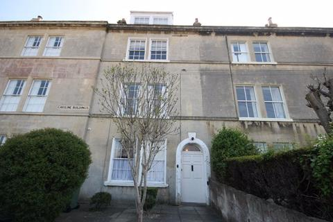1 bedroom apartment to rent - Caroline Buildings