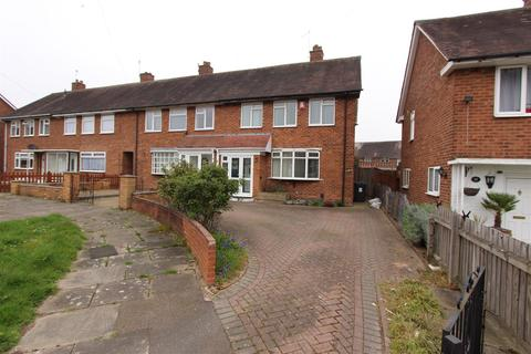 3 bedroom end of terrace house to rent - Hengham Road, Kitts Green