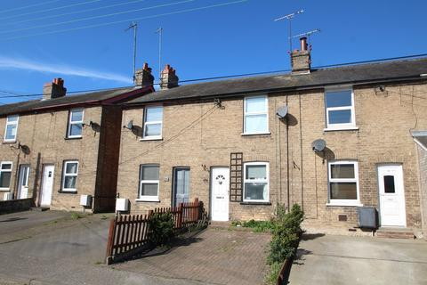 2 bedroom terraced house for sale - Poplar Hill, Stowmarket, IP14