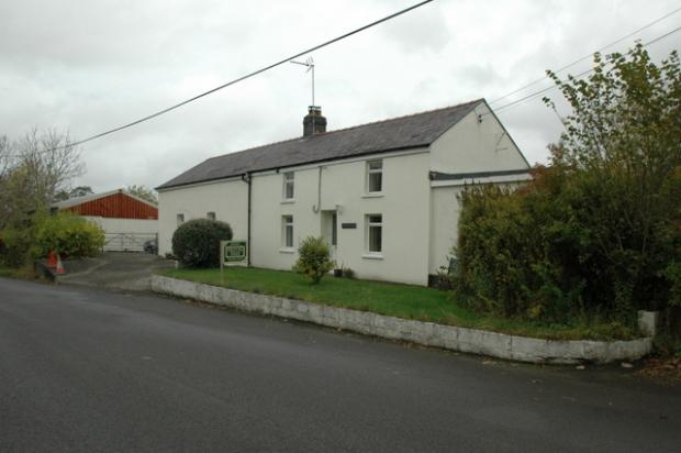 5 Bedrooms Land Commercial for sale in Llanpumpsaint, Carmarthen, Carmarthenshire