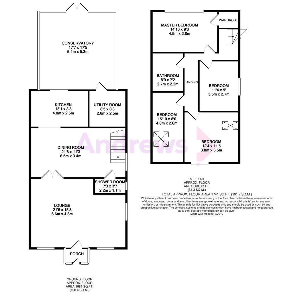 Floorplan: Metropix12281257