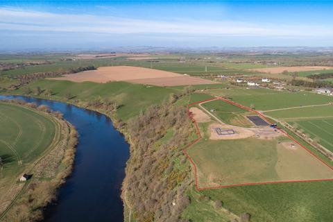 Equestrian property for sale - The Mansion House Site, Fishwick Mains, Near Paxton, Berwickshire, Scottish Borders