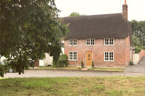 3 bedroom end of terrace house for sale - Stibb Green, Burbage, Marlborough, Wiltshire, SN8