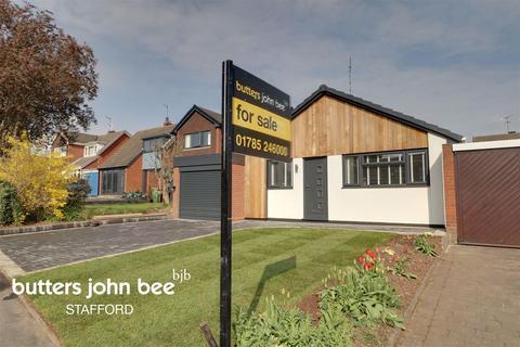 2 bedroom bungalow for sale - Parkside, Stafford
