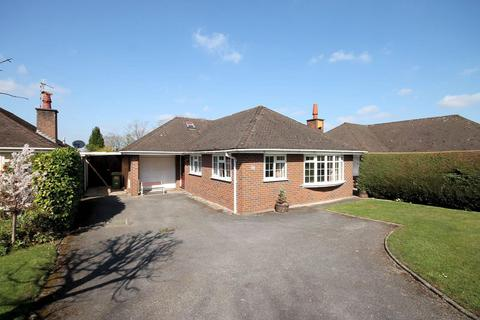 2 bedroom bungalow for sale - Dixon Drive, Chelford