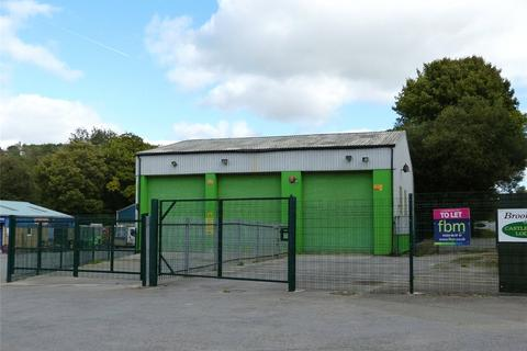Industrial unit for sale - Unit 1A, Narberth Bridge Business Park, Narberth, Pembrokeshire