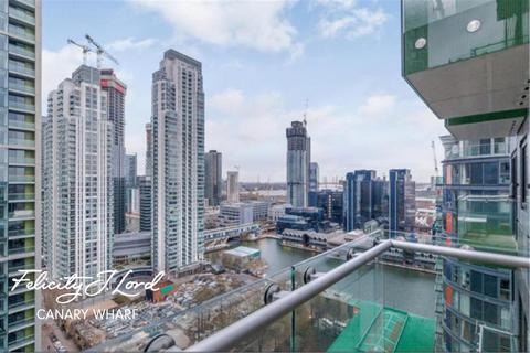 1 bedroom flat to rent - Lincoln Plaza, South Quay