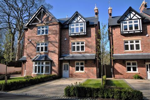 4 bedroom semi-detached house for sale - The Village, Prestbury