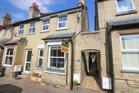 2 bedroom end of terrace house for sale - Stamford Street, Newmarket CB8