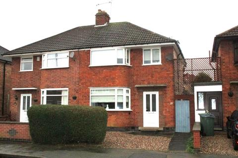 3 bedroom semi-detached house to rent - Stratford Road, Braunstone, LE3