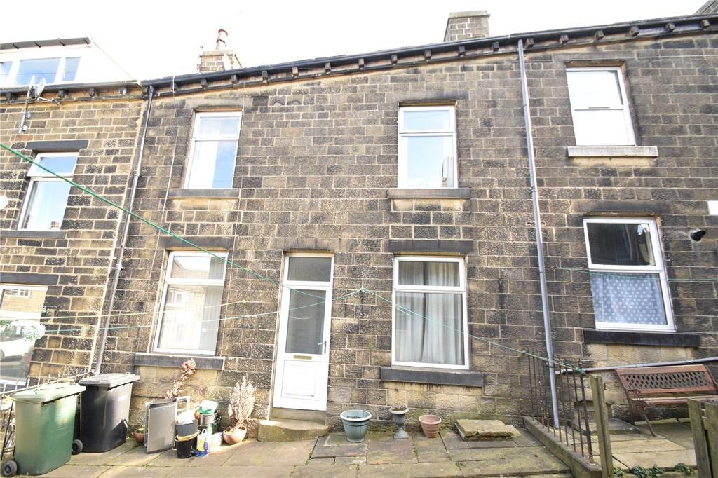 Yorkshire Terrace: Woodville Terrace, Cross Roads, Keighley, West Yorkshire