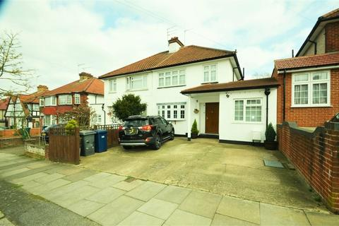 4 bedroom semi-detached house for sale - Ellesmere Avenue, Mill Hill, NW7