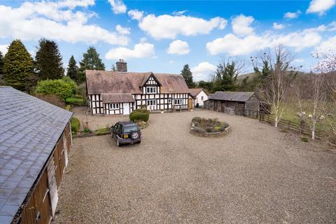 4 bedroom equestrian property for sale - Kempton, Lydbury North, Shropshire