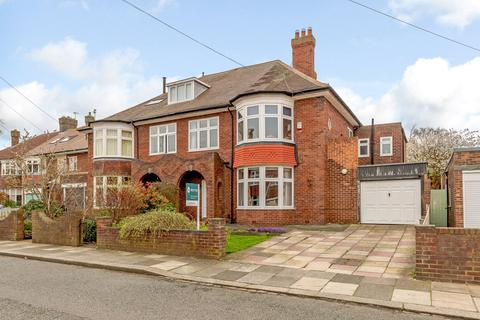4 bedroom semi-detached house for sale - Wilson Gardens, Gosforth, Newcastle Upon Tyne, Tyne And Wear