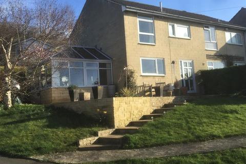 2 bedroom semi-detached house for sale - Mountain Wood, Bath