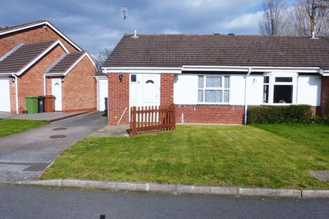 2 bedroom semi-detached bungalow for sale - Wheelock Close, Streetly
