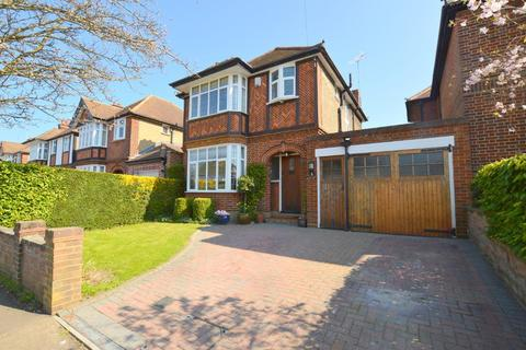 3 bedroom detached house for sale - Manton Drive, Old Bedford Road Area, Luton, Bedfordshire, LU2 7DH