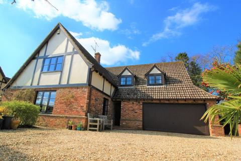 4 bedroom detached house for sale - Higher Metcombe, Near West Hill