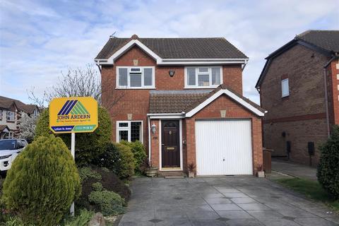 3 bedroom detached house for sale - Hastings Avenue, Warton, Preston