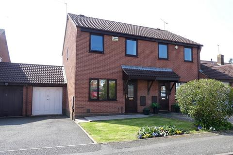 3 bedroom semi-detached house for sale - Oakgrove Place, East Hunsbury, Northampton
