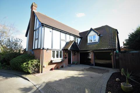 4 bedroom detached house for sale - Redwood Close, Sidcup, DA15