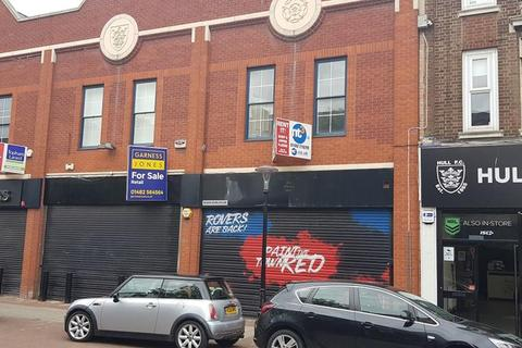 Shop for sale - Savile Street, Hull, East Yorkshire, HU1 3EF