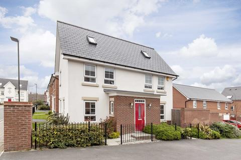 4 bedroom detached house for sale - Spire Heights, Chesterfield