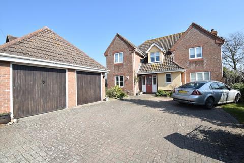 4 bedroom detached house for sale - Bures Road, Great Cornard
