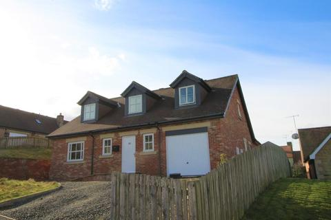 4 bedroom detached house for sale - Lordenshaw Drive, Rothbury
