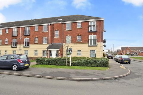 2 bedroom ground floor flat for sale - Highley Drive, Daimler Green, Coventry