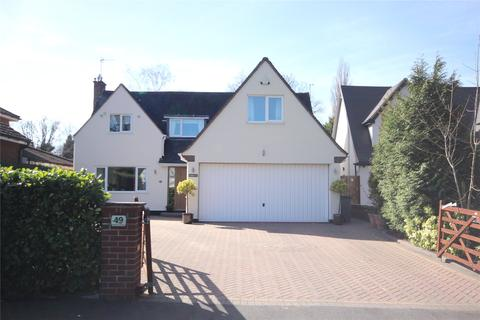 4 bedroom detached house for sale - Ashlawn Crescent, Solihull, West Midlands, B91