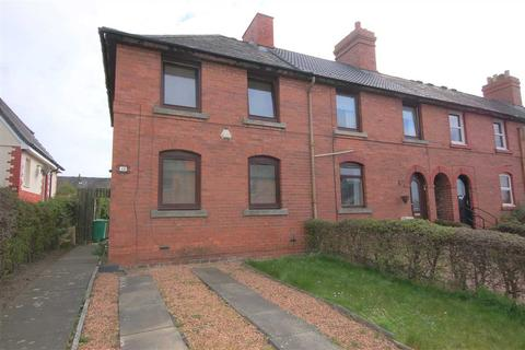3 bedroom end of terrace house for sale - Woodside Street, Rosyth