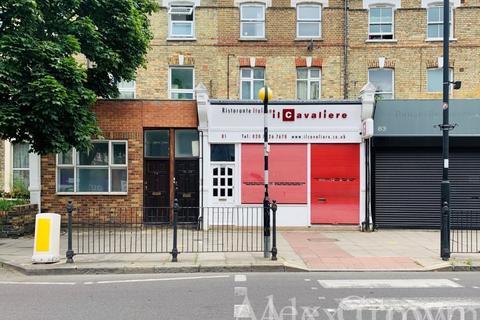 1 bedroom flat to rent - Blackstock Road, Finsbury Park