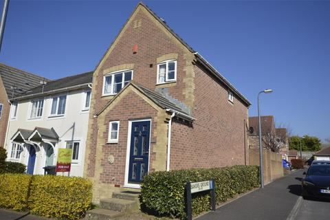 3 bedroom end of terrace house for sale - Bakers Ground, Stoke Gifford, BRISTOL, BS34 8GE