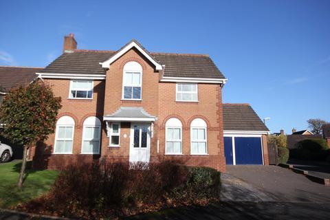 4 bedroom detached house for sale - Hazelton Close, Hillfield
