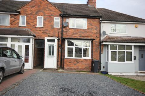3 bedroom terraced house for sale - Hardwick Road, Solihull