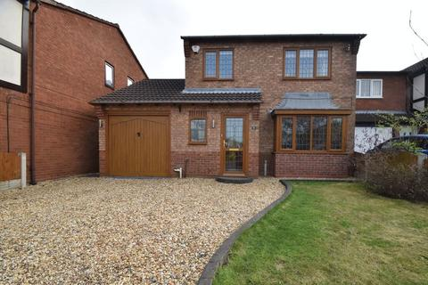 3 bedroom detached house for sale - Walton Heath, Turnberry Estate, Bloxwich, Walsall