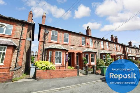 3 bedroom terraced house to rent - Hermitage Road, Hale, Altrincham, Cheshire, WA15