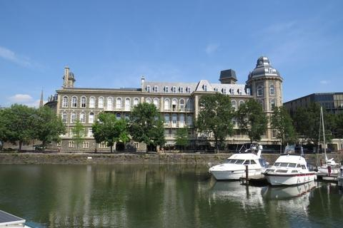 1 bedroom apartment to rent - Harbourside, The Iron Foundry, BS1 6SX