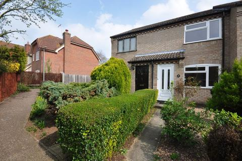 2 bedroom terraced house for sale - Gainsborough Avenue, Diss