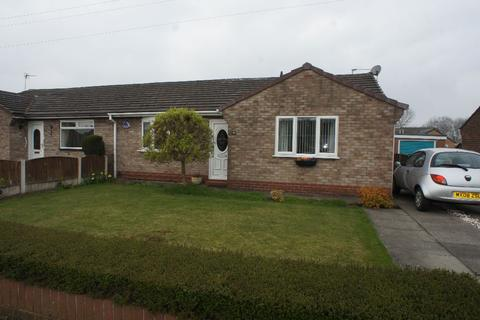 3 bedroom semi-detached bungalow for sale - Laburnum Avenue, Woolston, Warrington