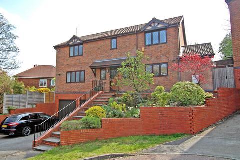 4 bedroom detached house for sale - Weston Close, Woodthorpe, Nottingham