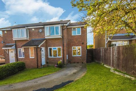 3 bedroom semi-detached house for sale - Fleetwind Drive, East Hunsbury